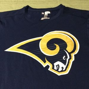 NFL LOS ANGELES RAMS FOOTBALL TEAM BEAUTIFUL TOP